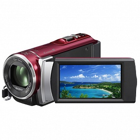 Видеокамера Sony HDR-CX200E Red